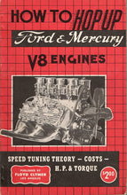Laden Sie das Bild in den Galerie-Viewer, How to hop up V8 engines
