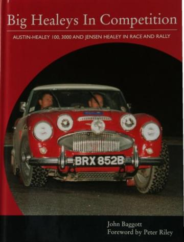 Big Healeys In Competition . Austin-Healey 100, 3000