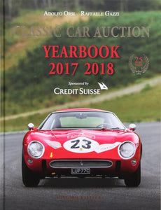 Classic Car Auction Yearbook 2017 - 2018