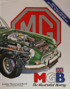 MGB . The illustrated history