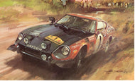 1973 East African Safari Rally