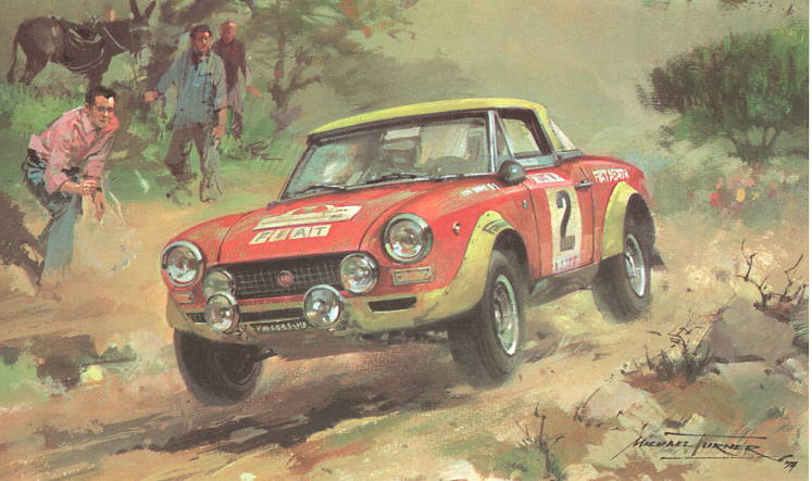 TAP Rally Portugal 1974