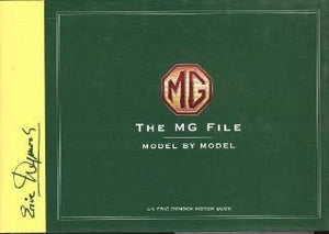 The MG File - Model by Model