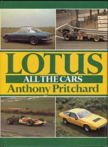 LOTUS: all the cars