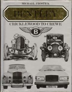 Bentley - Cricklewood to Crewe