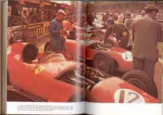 Motor Racing in Colour