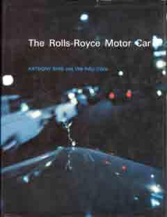 The Rolls-Royce Motor Car