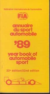 Annuaire du sport automobile / Yearbook of Automobile Sport '89