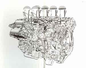 Such Sweet Thunder - The Story of the Ford Grand Prix Engine