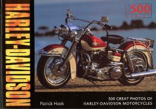 500 Great Photographs of Harley-Davidson Motorcycles