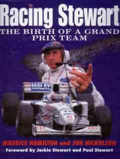 Racing Stewart - The Birth of a Grand Prix Team
