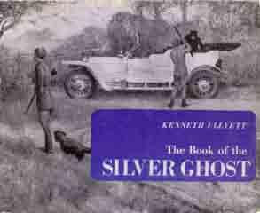 The Book Of th Silver Ghost