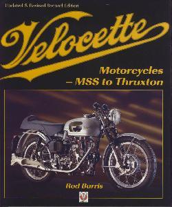 Velocette Motorcycles . MSS to Thruxton