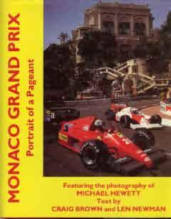 Monaco Grand Prix  - Portrait of a Pageant