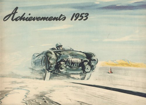 Achievements 1953