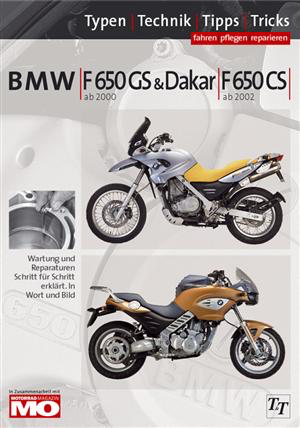 BMW F 650GS & Dakar / F 650CS