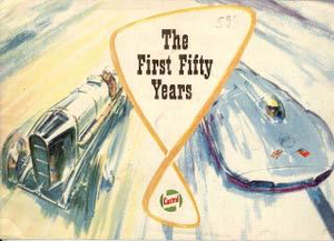 Achievements. The First Fifty Years