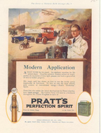 Pratt's Perfection Spirit