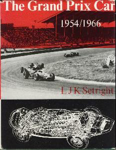 The Grand Prix Cars 1954 - 1966