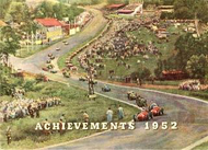 Achievements 1952