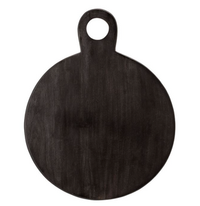 Cutting Board, Painted Black