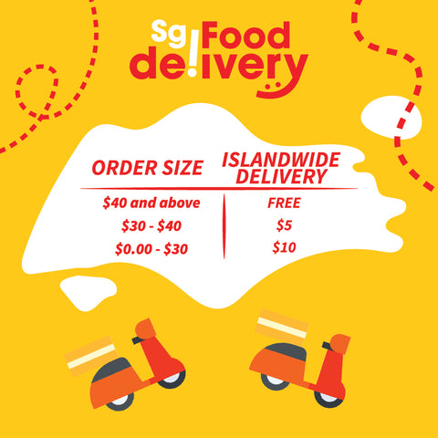 Singapore Food Delivery