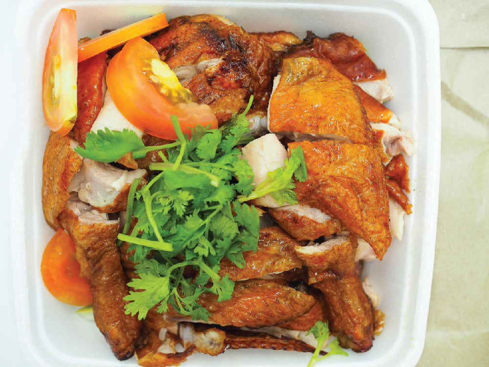 TONG FONG FATT HAINANESE BONELESS CHICKEN RICE - SG FOOD DELIVERY
