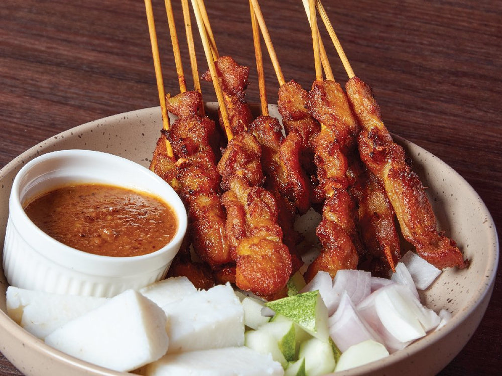 WINGS & SATAY - SG FOOD DELIVERY