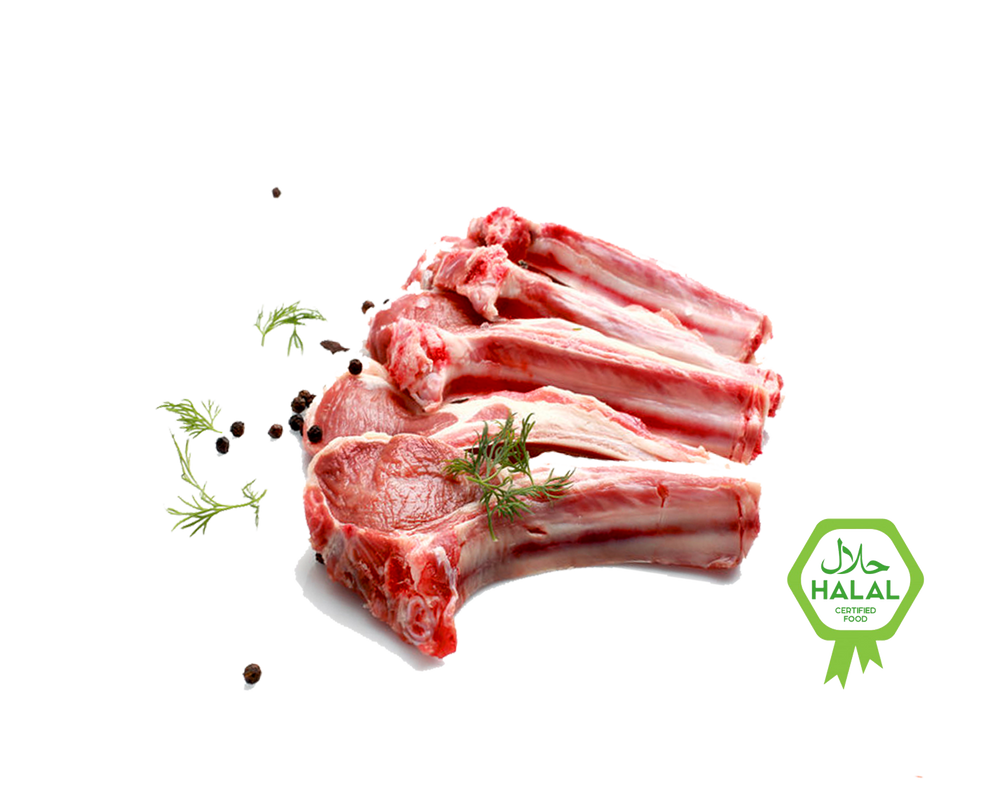 Premium Tender Lamb Chops
