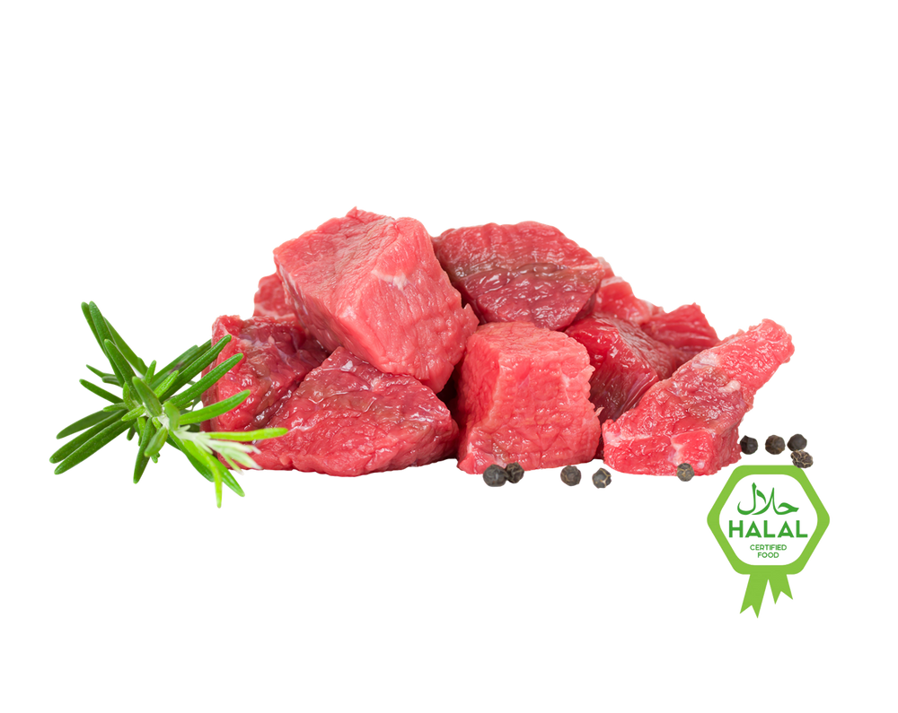 Halal Fresh Veal Boneless from ndfresh meat online delivery toronto