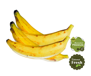 Plantains Yellow
