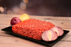 Premium Fresh Ground Beef
