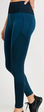 High-waist Multi-Patterned Seamless Leggings