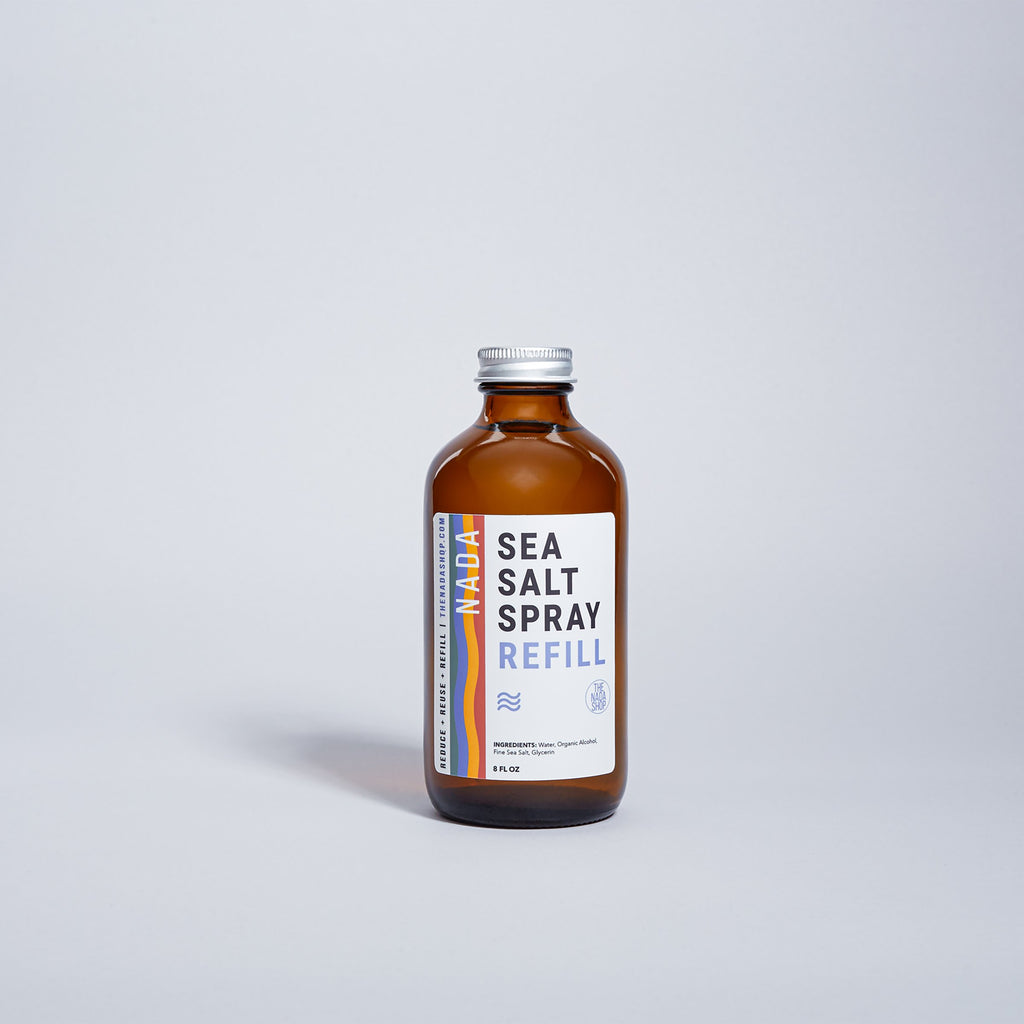 Sea Salt Spray Refill Bottle