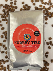 Knobby Tire Coffee - Whole Bean