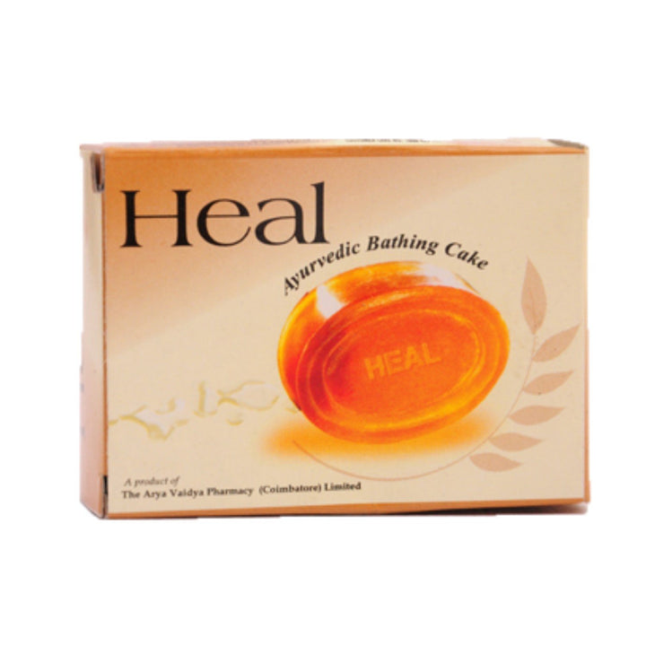 AVP Coimbatore - Heal Transparent Soap 75gms