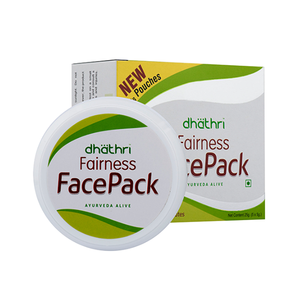 Dhathri - Fairness Face Pack