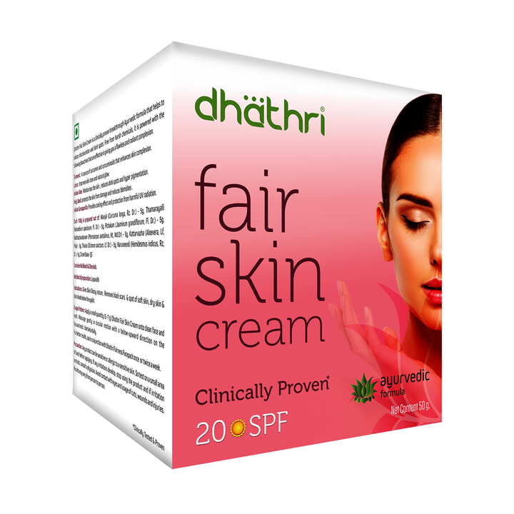 Dhathri - Fair Skin Cream