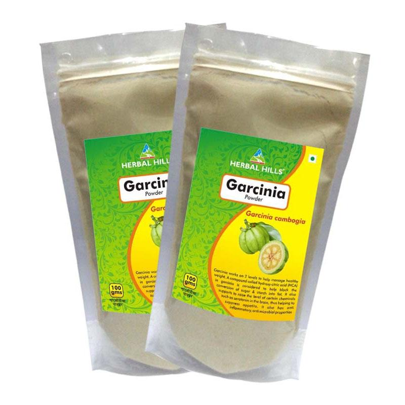 Herbal Hills Garcinia Powder 100 gms powder