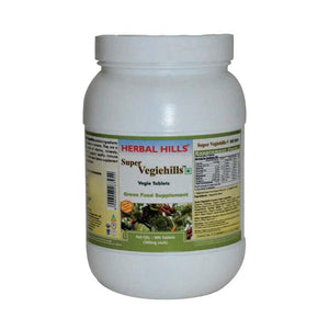 Herbal Hills I Vegiehills Value Pack 900 Tablets