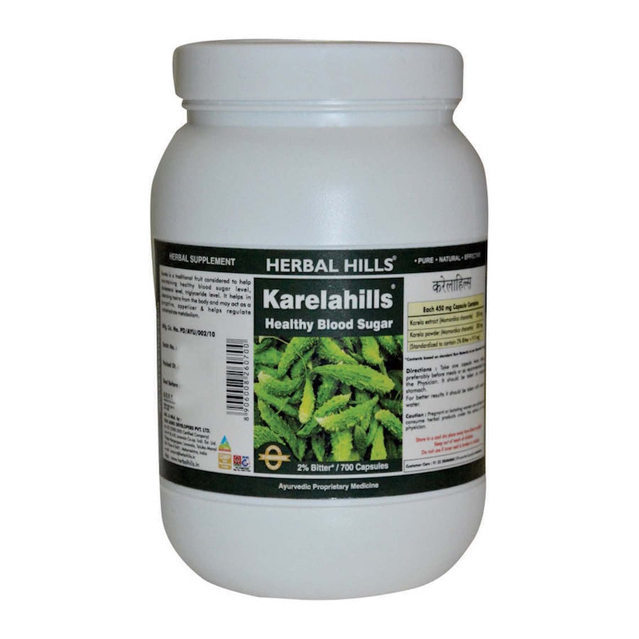 Herbal Hills Karelahills Value Pack 700 caps