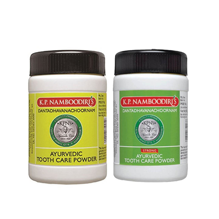 KP Namboodiris Ayurvedic Tooth Powder