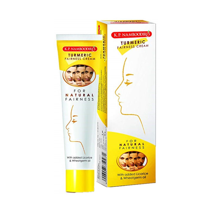 KP Namboodiris Turmeric Fairness Cream