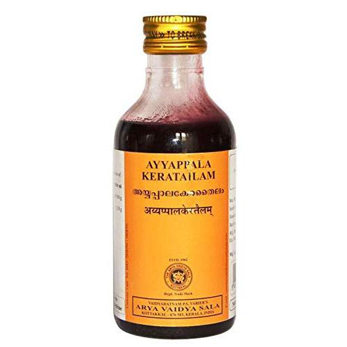 AVS Kottakkal - Ayyappalakera Tailam (200 ml pet bottle)