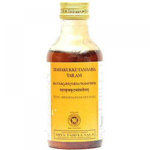 AVS Kottakkal - Mahakukkutamamsa Tailam (200 ml pet bottle)