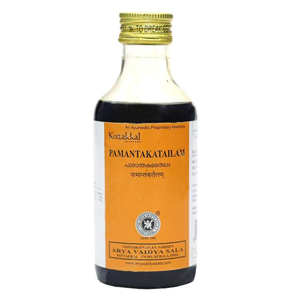 AVS Kottakkal - Pamanthaka Tailam (200 ml pet bottle)
