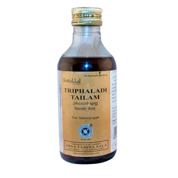 AVS Kottakkal - Triphaladi Tailam (200 ml pet bottle)