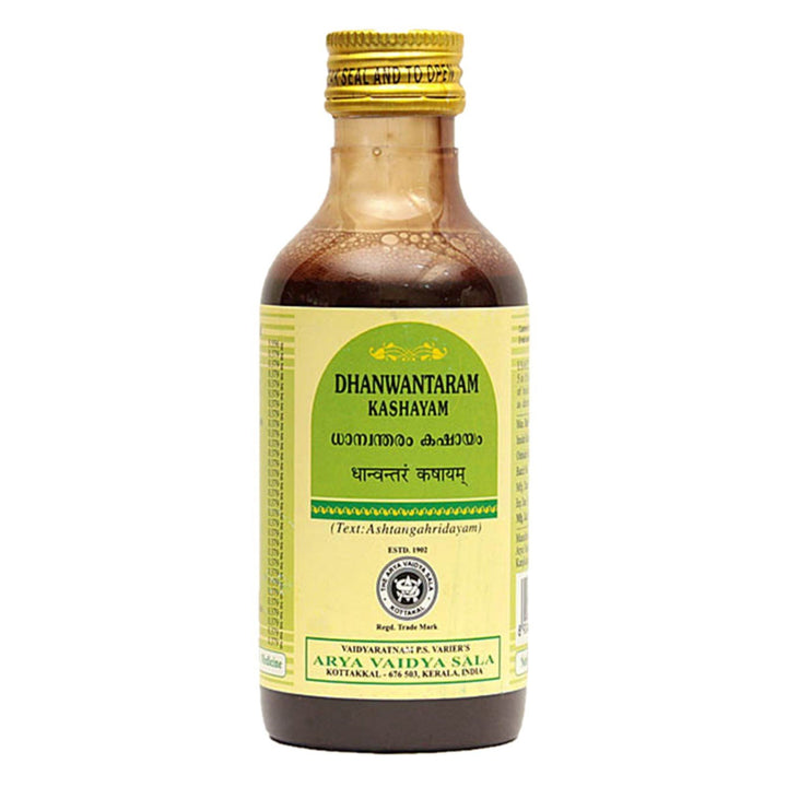 AVS Kottakkal - Dhanvantaram Kashayam (200 ml pet bottle)