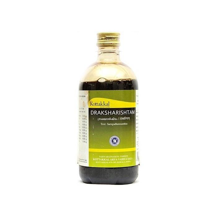 AVS Kottakkal - Draksharishtam  (450 ml pet bottle)