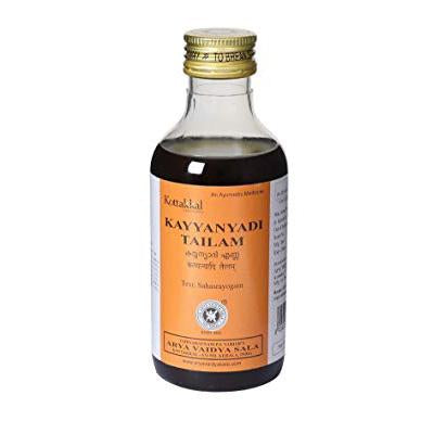 AVS Kottakkal - Kayyanyadi Tailam (200 ml pet bottle)